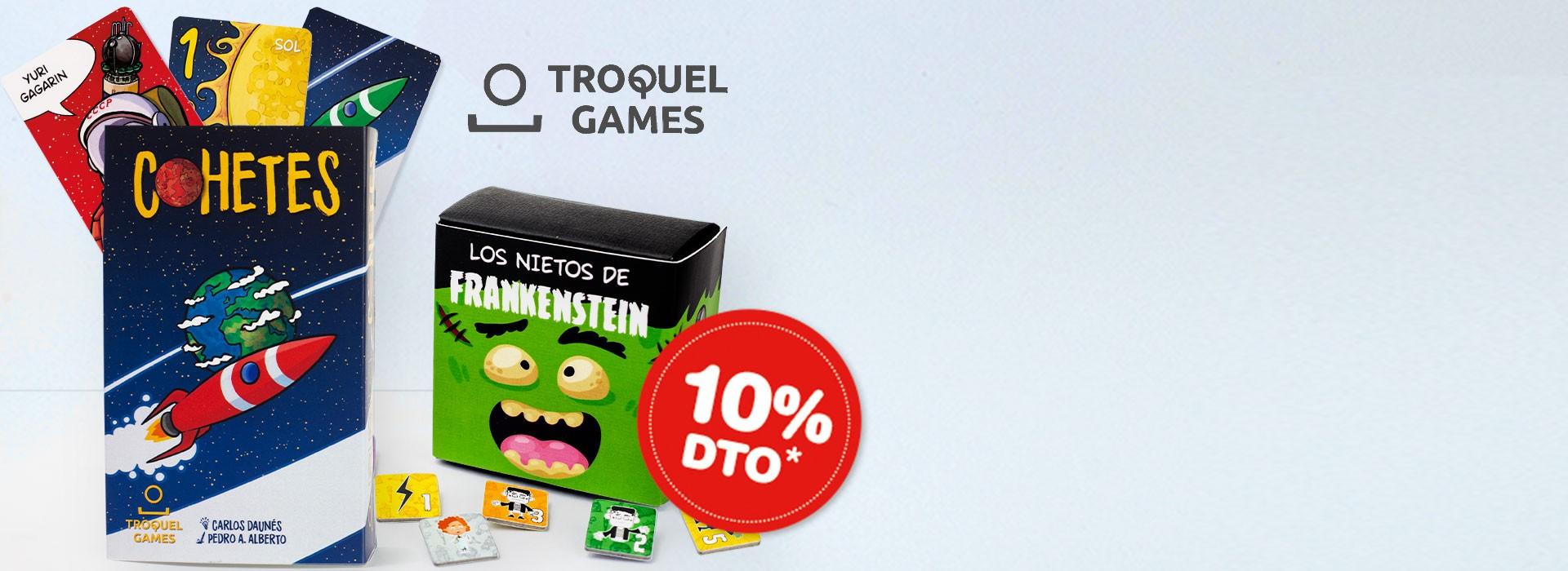 Originales juegos de Troquel