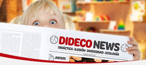 ¡Ultimas novedades de Dideco!
